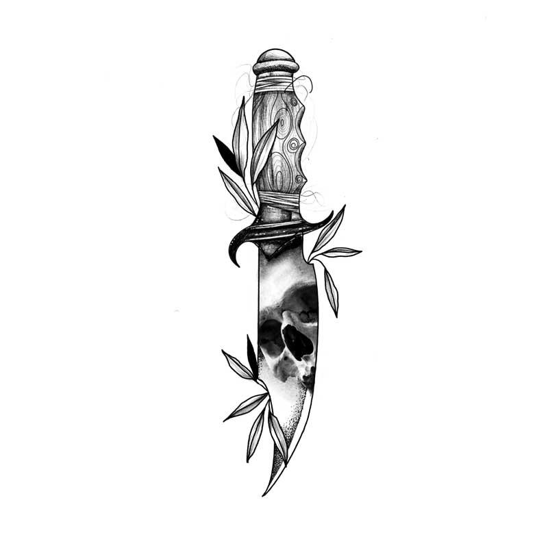 Liam Blundell Tattoo Design 3