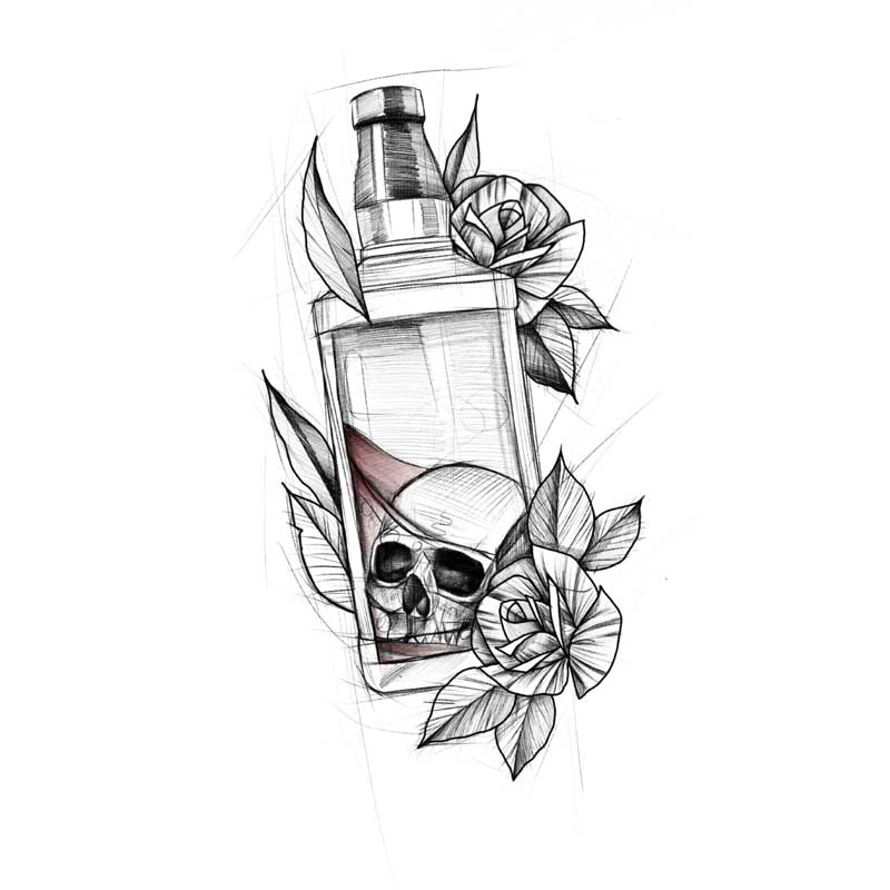 Liam Blundell Tattoo Design 5